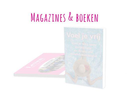 magazines en boeken